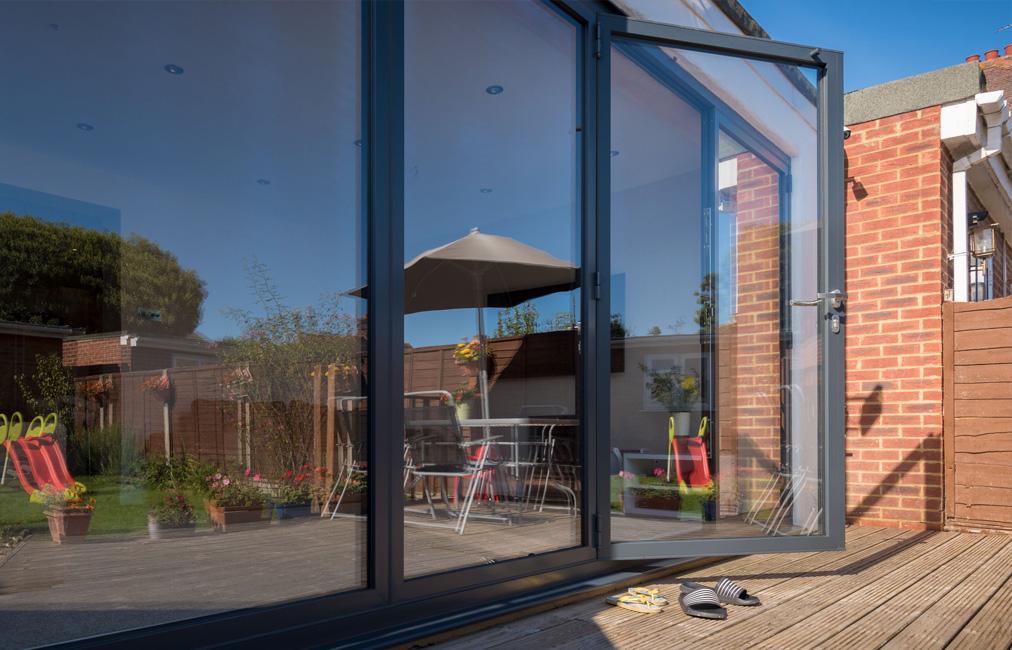 Aluminium Bi-Fold Doors Shenfield
